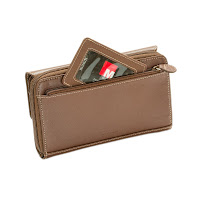 MUNDI Big Fat Flap Wallet - cheap women's wallet