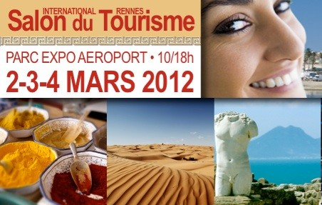 Blog des g tes de france 35 salon international du for Salon international du tourisme rennes
