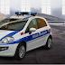 Novafeltria, multato tante volte e per vendetta ruba automobile della Polizia Municipale e la scaraventa in un precipizio