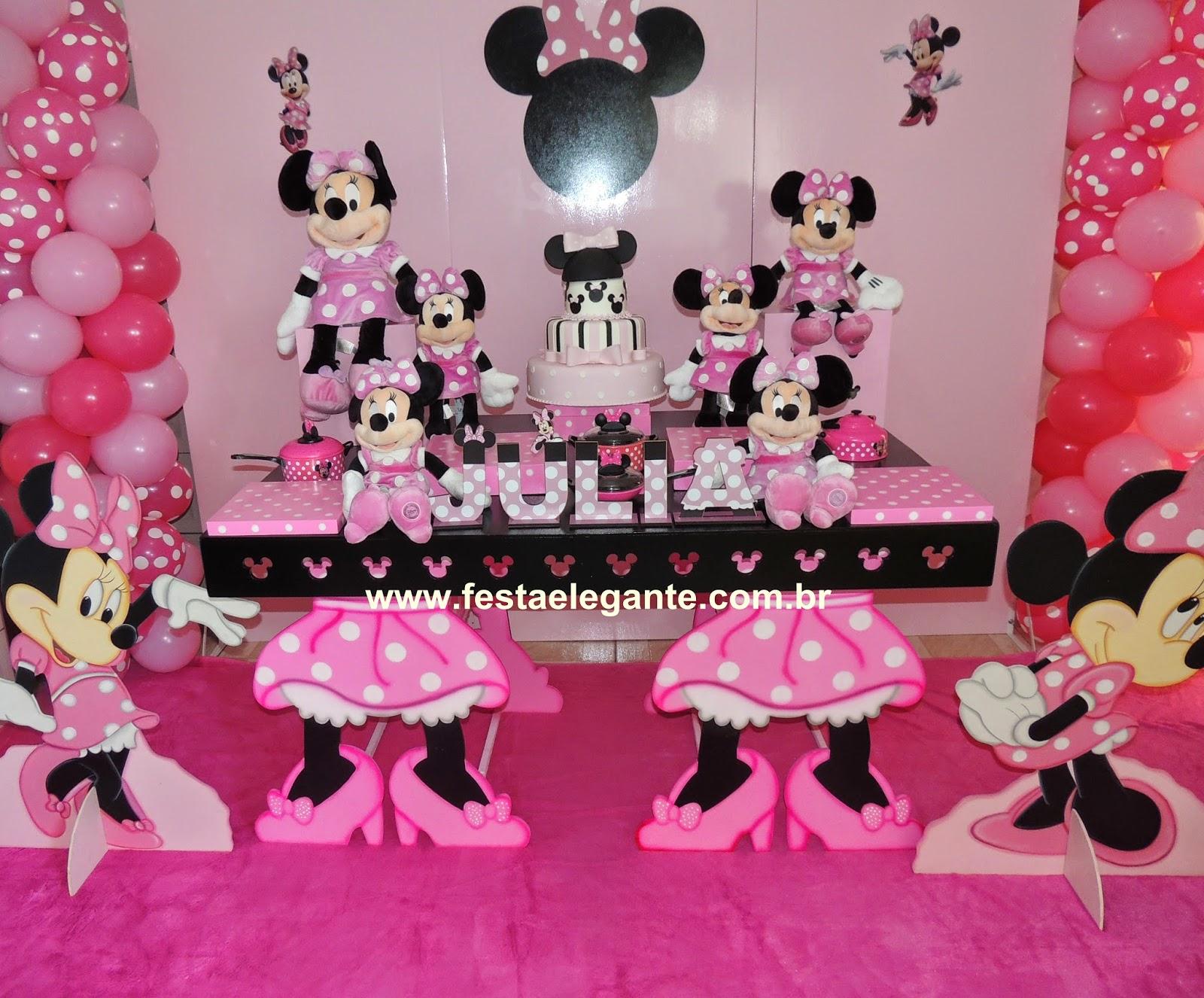 decoracao festa minnie rosa : decoracao festa minnie rosa: minnie rosa, festa minnie rosa, minnie rosa, personalizado minnie rosa