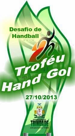 TROFÉU HAND GOL