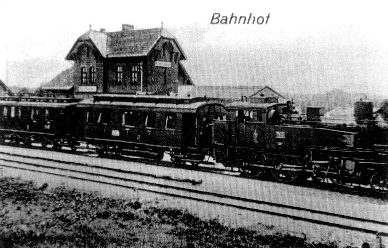 Eisenbahnlinie russische Eisenbahnen beginnt