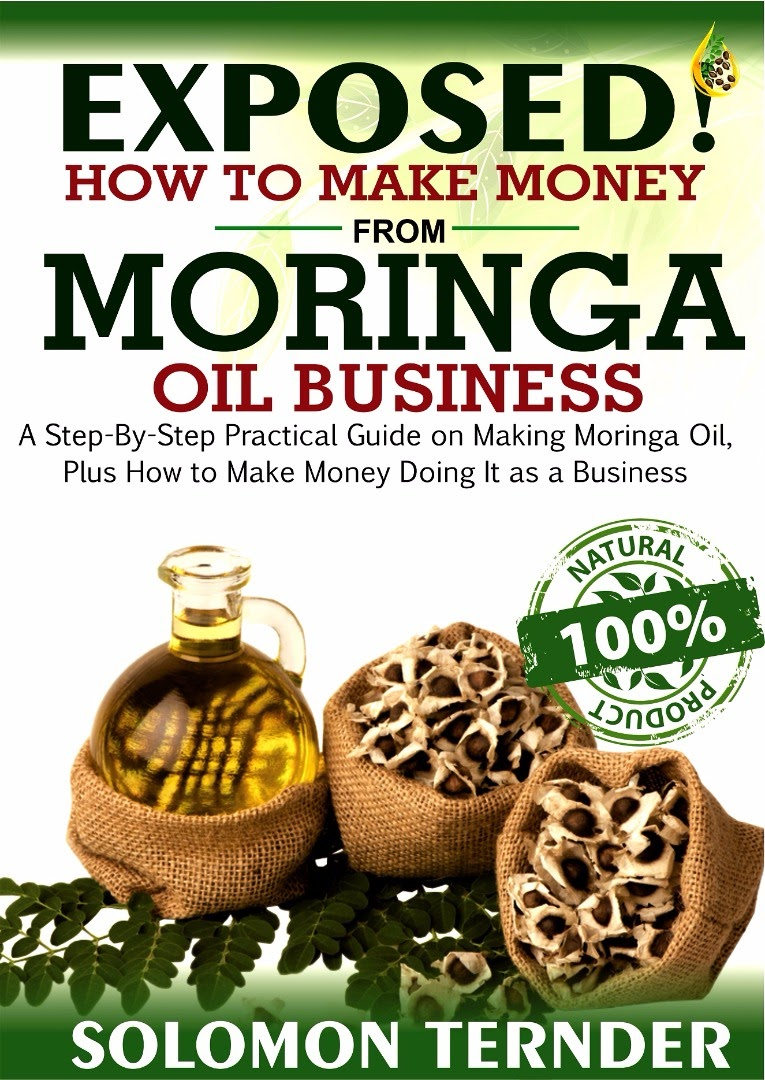 Buy Moringa Oil Ebook