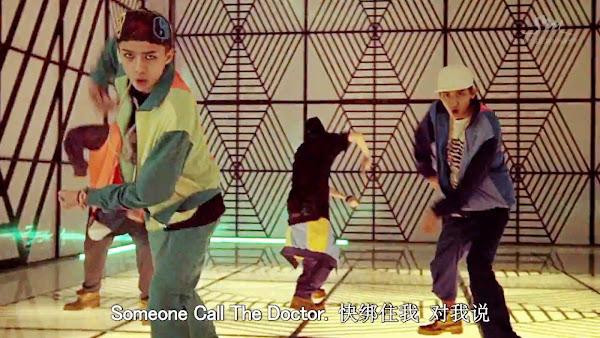 EXO-M Overdose Sehun