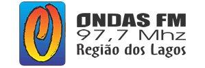 Rádio Ondas FM da Cidade de Cabo Frio ao vivo