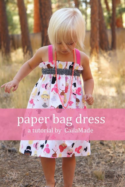 Free instructions for summer dress