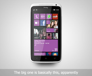 HTC 8S and HTC 8X will be the names of the two HTC Windows Phone 8 smartphones