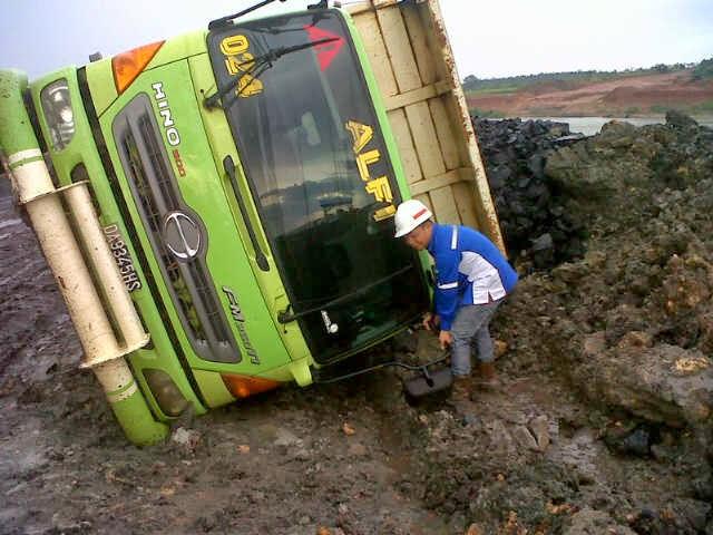 mine accident