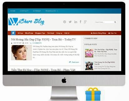 Templates Blogspot chỉnh sửa bởi Thủ Thuật Blogger