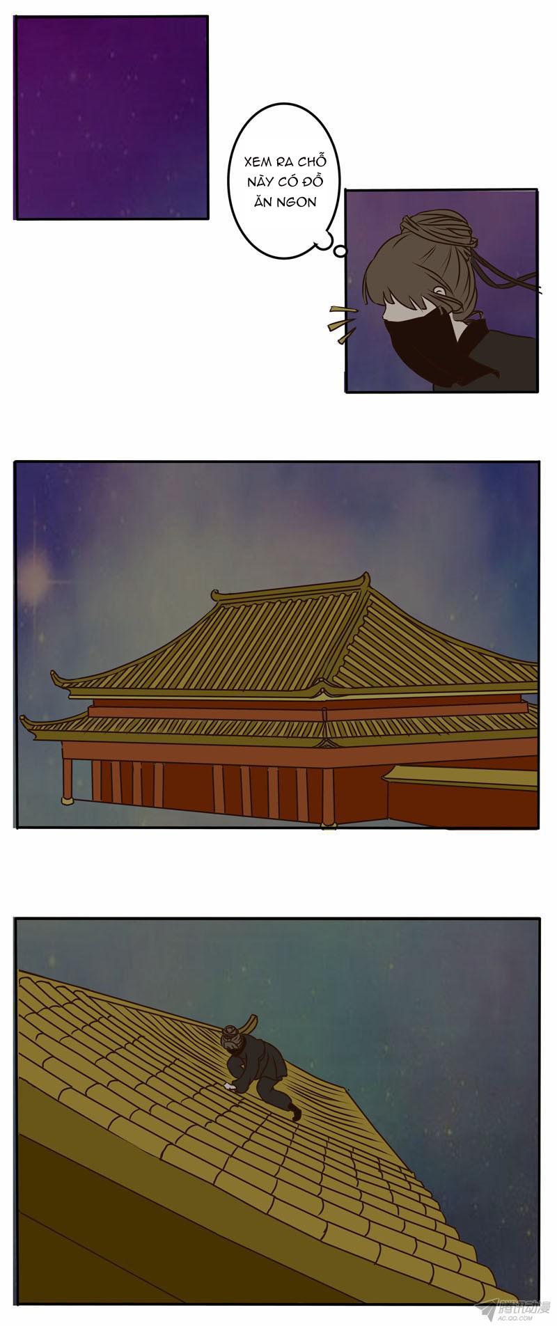 Thông Linh Phi Chap 13 - Next Chap 14