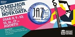 Rio das Ostras Jazz & Blue 2014