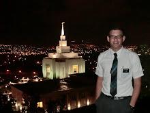 Honduras Teguciglpa Temple