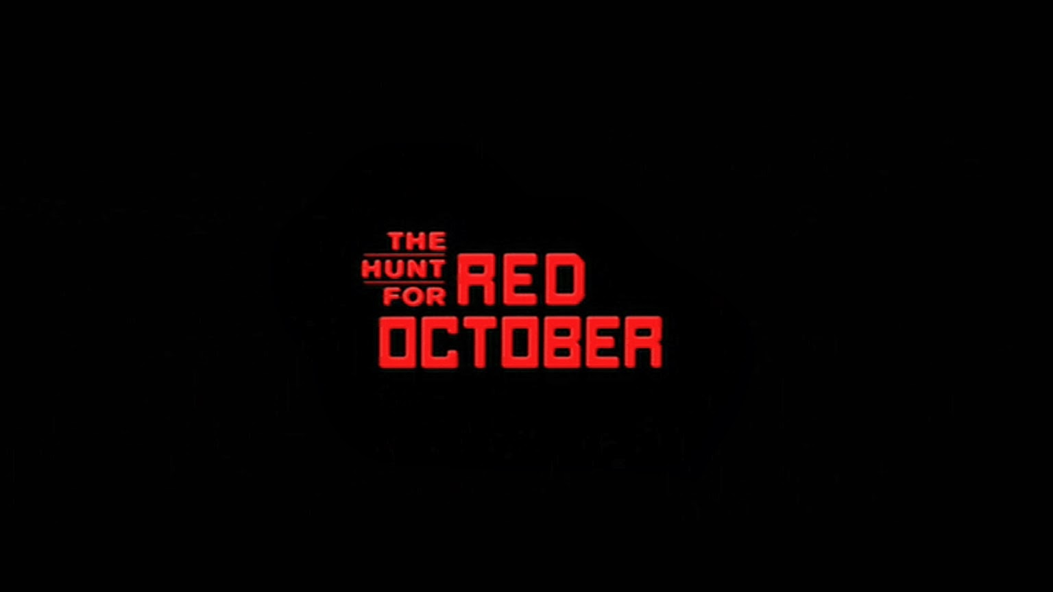 Happyotter: THE HUNT FOR RED OCTOBER (1990) Alec Baldwin Movies