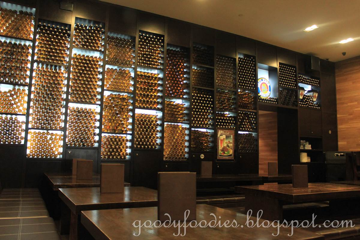 Restaurant Bar Wall Decor : Goodyfoodies bavarian bar bites sweet treats brotzeit