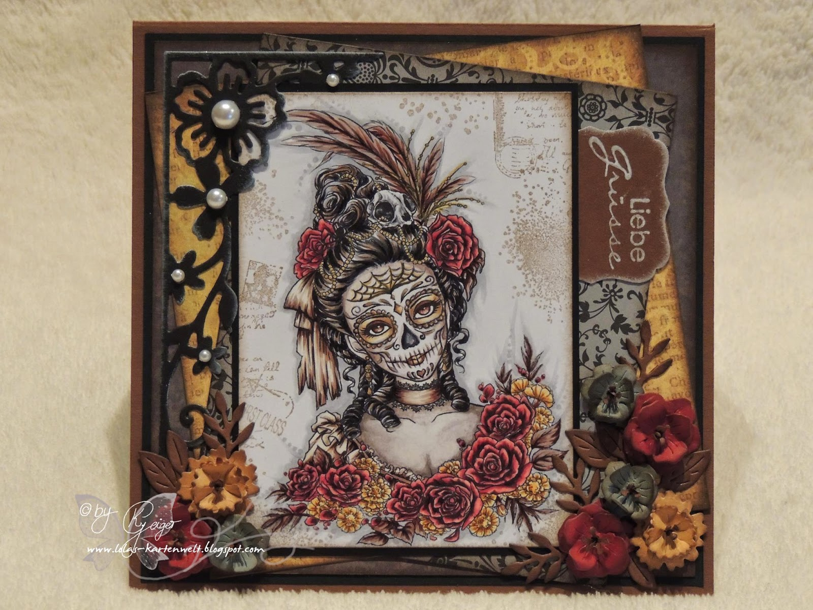 Aurora Wings Showcase Blog: New Release Showcase - Day of the Dead ...