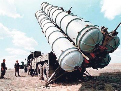 Peluru Berpandu Russia S-300 Tiba di Syria
