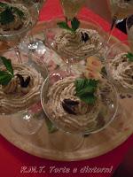 Antipasto di Vigilia: Mousse di tonno, olive e capperi con patate al vapore