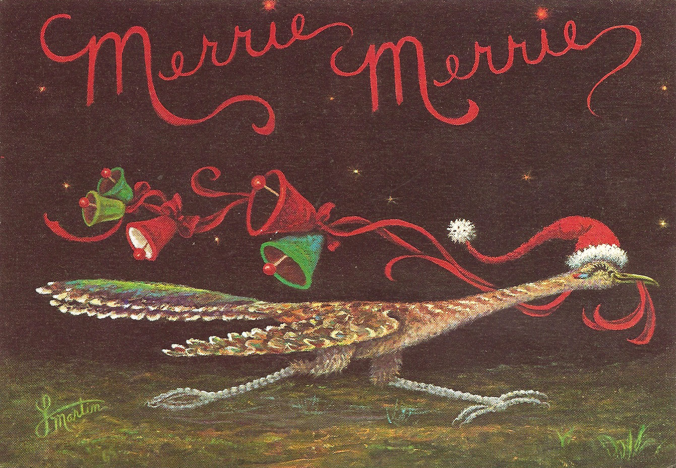 nannys christmas cards texas xmas