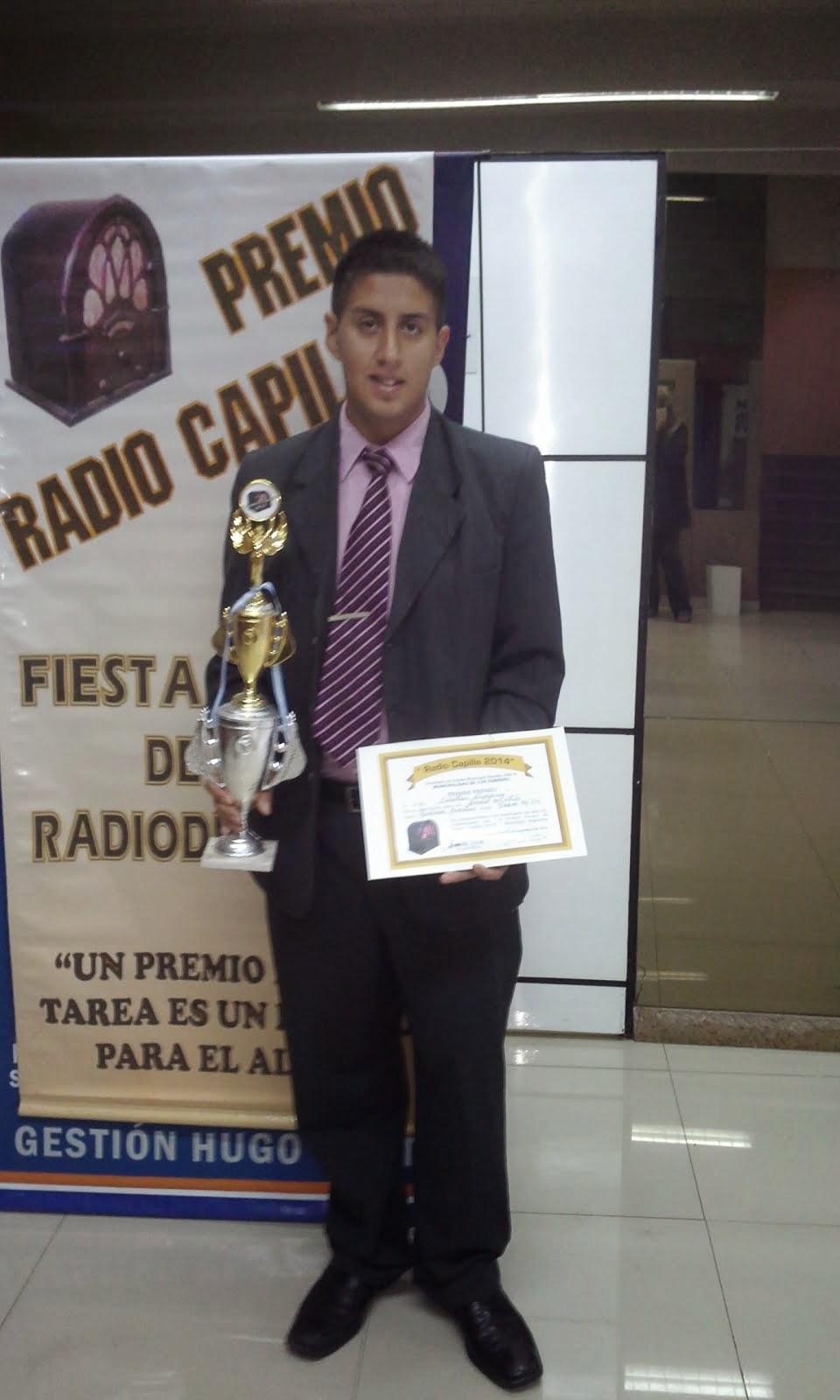 Premio Radio Capilla 2014