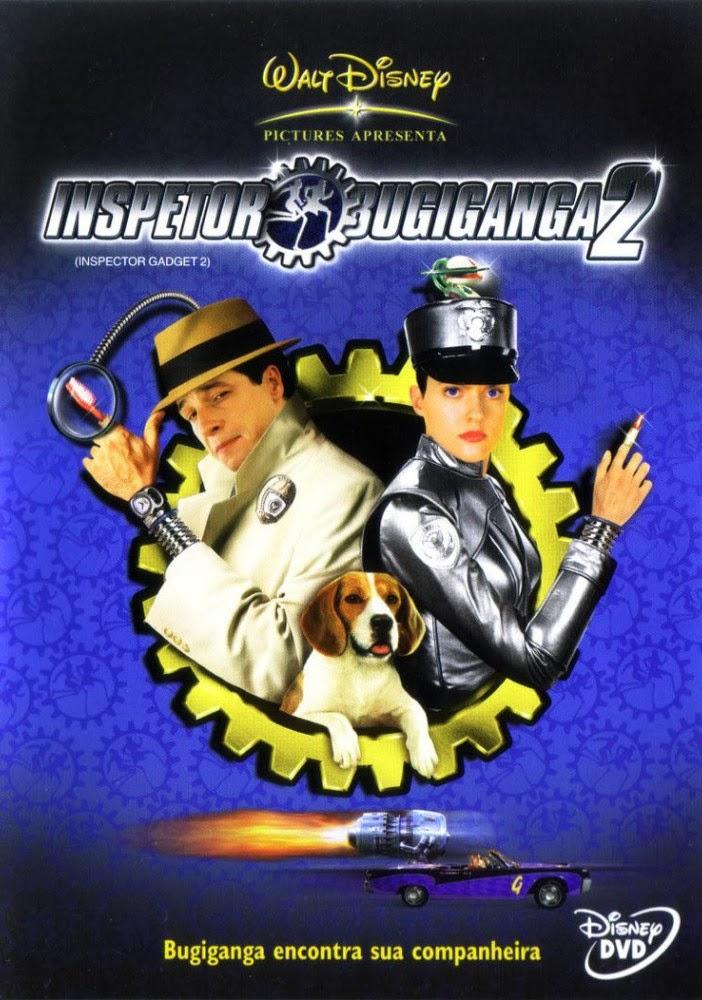 Fúria do Alemão Filmes: Inspetor Bugiganga 2 (Dual Áudio)