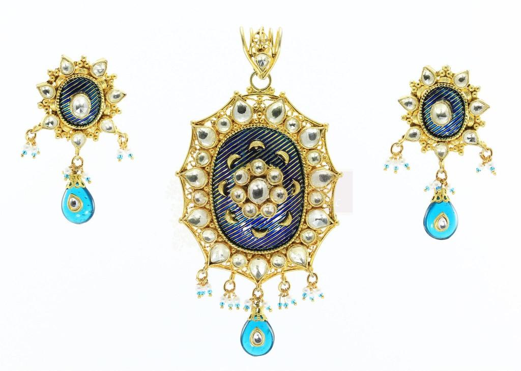 Latest & Beautiful Bridal Jewellery 2013 For Women | She9 E ...