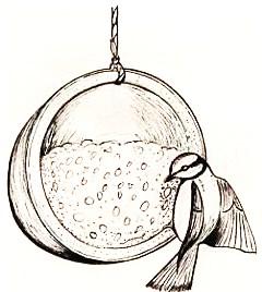 кормушки для птиц -4