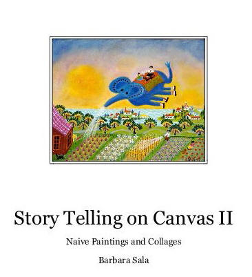 Story Telling on Canvas II