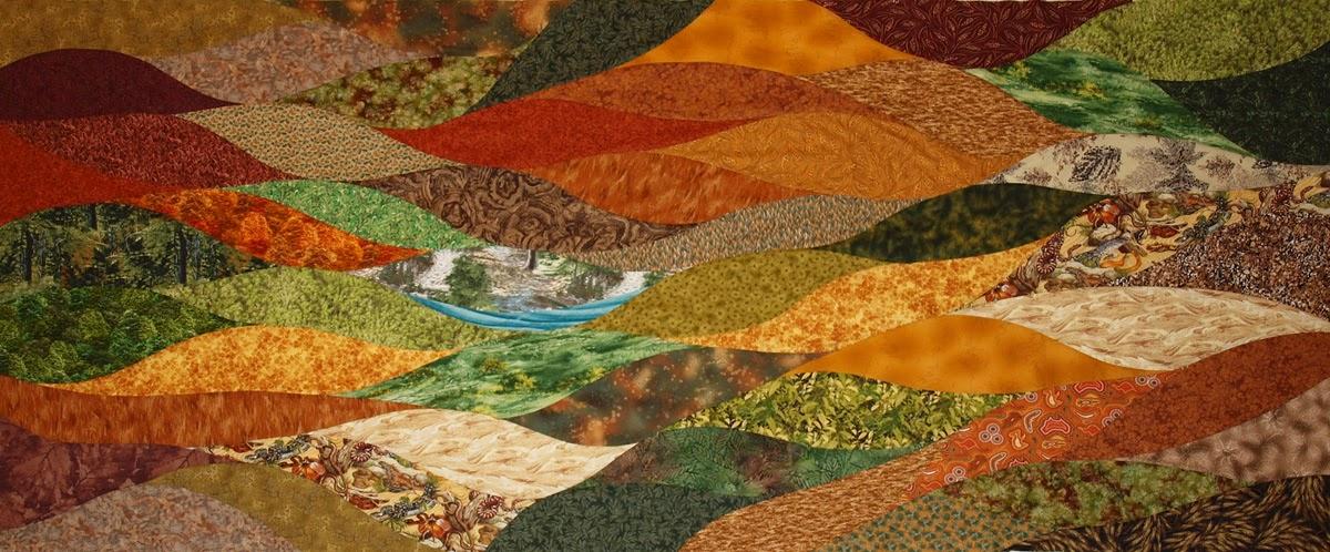 Sampaguita Quilts: Australian landscape : australian quilts - Adamdwight.com