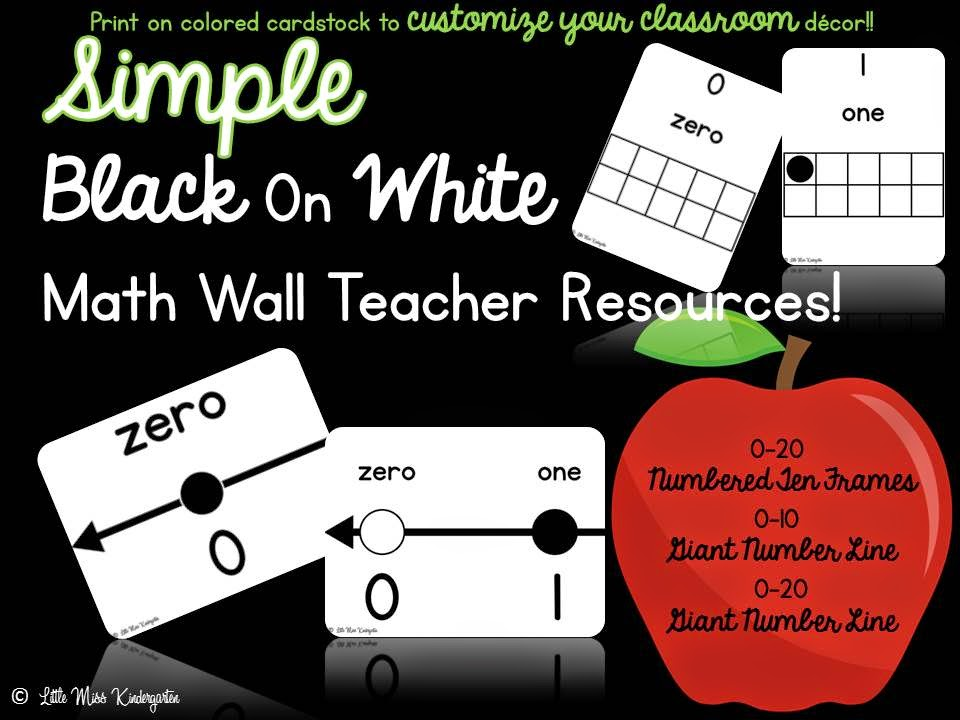 http://www.teacherspayteachers.com/Product/Math-Wall-Teacher-Resources-912653