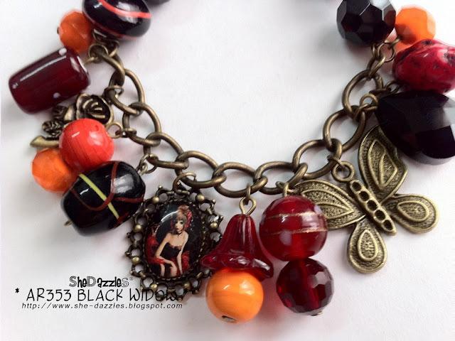 black-widow-charm-bracelet-malaysia