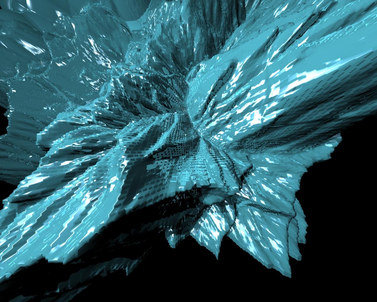 Beautiful Wallpaper Mountain Art - an_ice_mountain  Image_142720.jpg