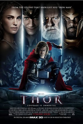 Thor the Movie 2011