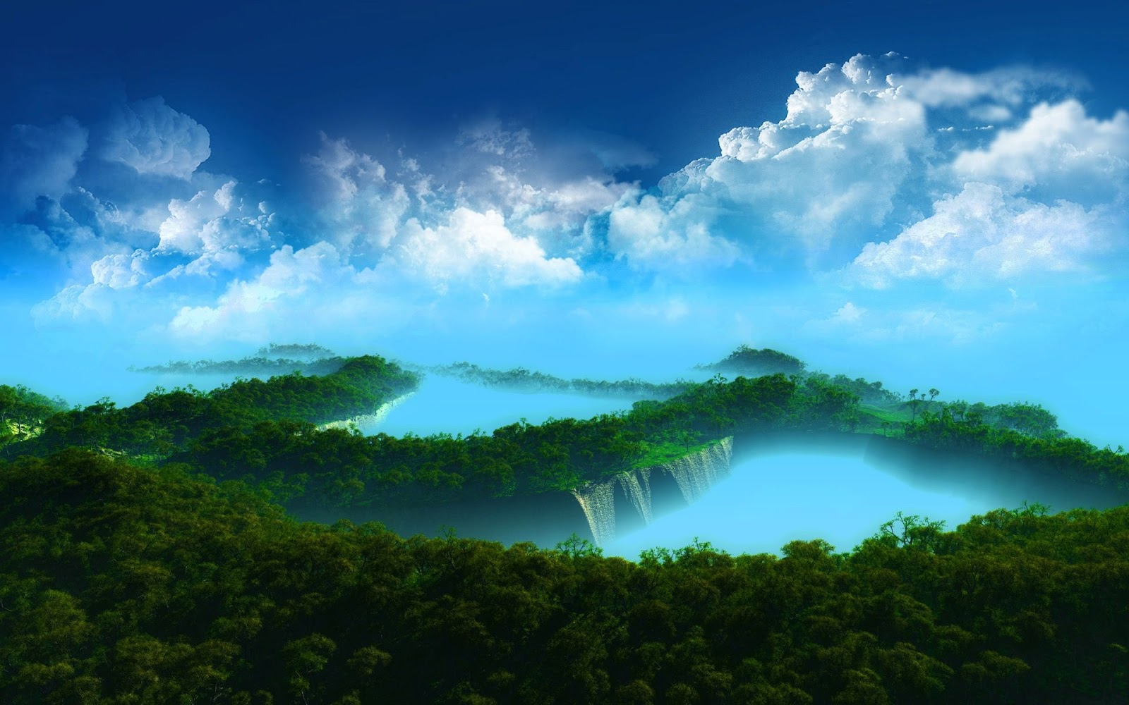 Stunning scenery   Amazing Picture Of Nature