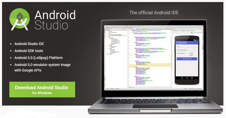 android studio for windows