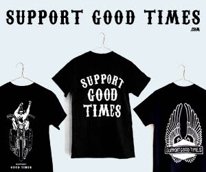 We SUPPORT GOOD TIMES!