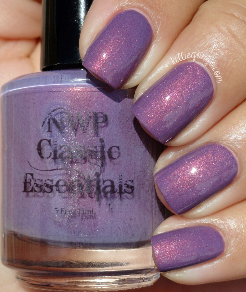 NWP Classic Essentials Mrs. White's Winter Essentials Collection Swatches & Review