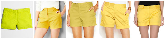 "J. Crew Factory 4"" Chino Short $24.50 (regular $39.50) white are on sale for $14.50  Gap Tailored Shorts $27.99 (regular $39.95)  Maison Jules Maddie Relaxed Shorts $34.99 (regular $44.50) free gift with purchase!  INC Twill Cuffed Shorts $41.99 (regular $49.50)  Hanita Shorts $50.00 (regular $69.00)"