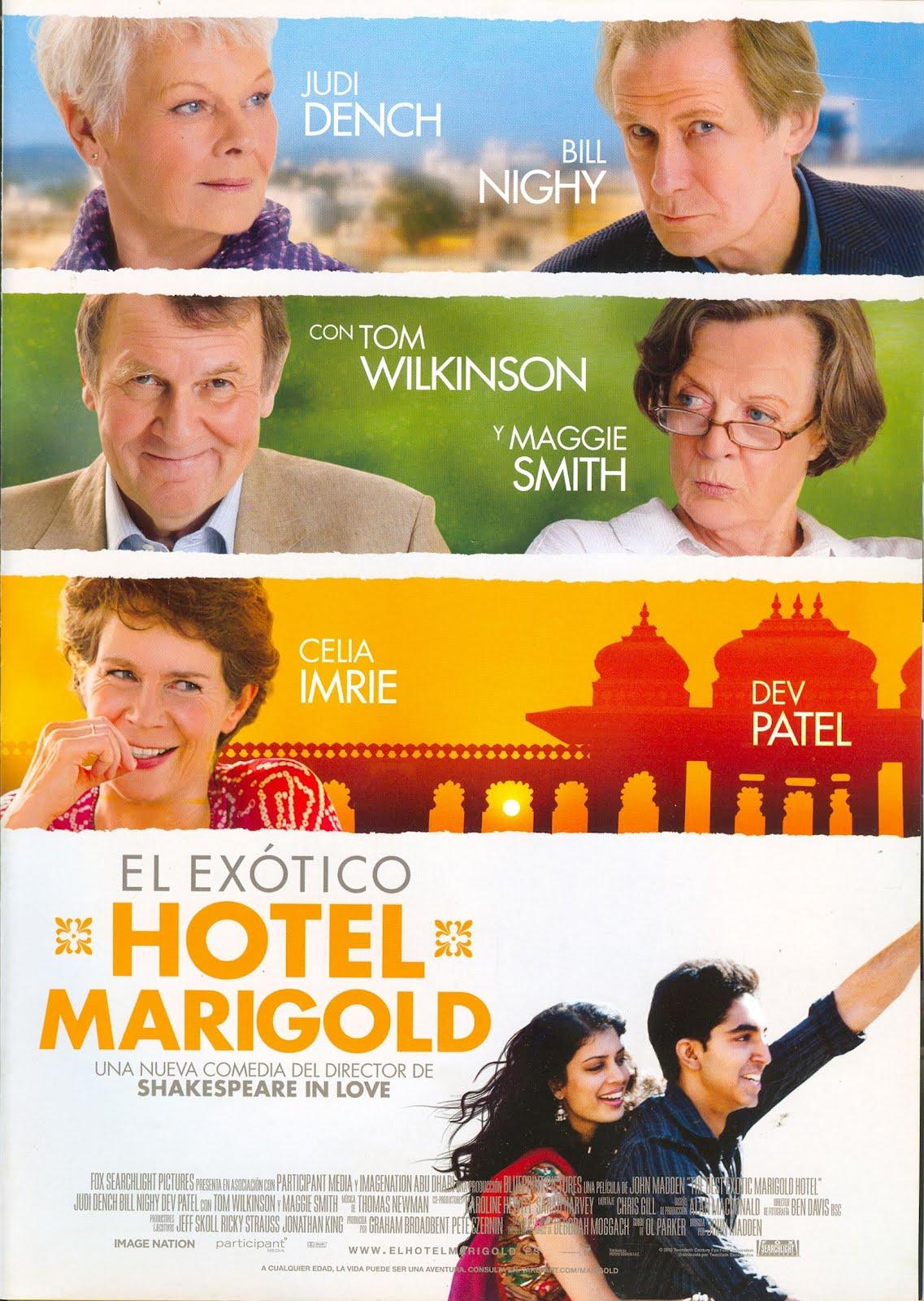 ¿cuala es la última película o filme que has visto? - Página 7 El+Exotico_Hotel_Marigold