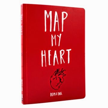 GRAB A COPY OF 'MAP MY HEART' HERE!