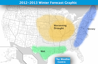 2014 Winter Weather Predictions Southeast