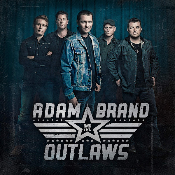 Adam Brand And The Outlaws - Adam Brand and the Outlaws Cover