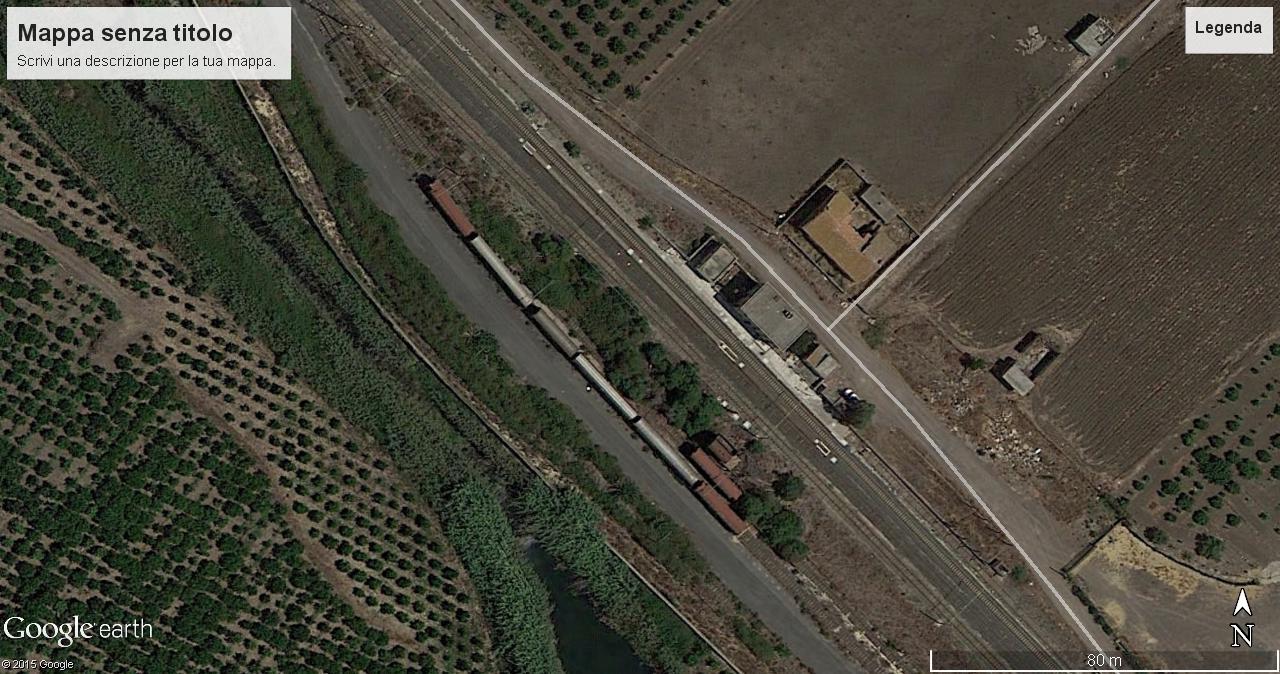 Vigopensiero treni abbandonati for Quotazione ferro vecchio in tempo reale