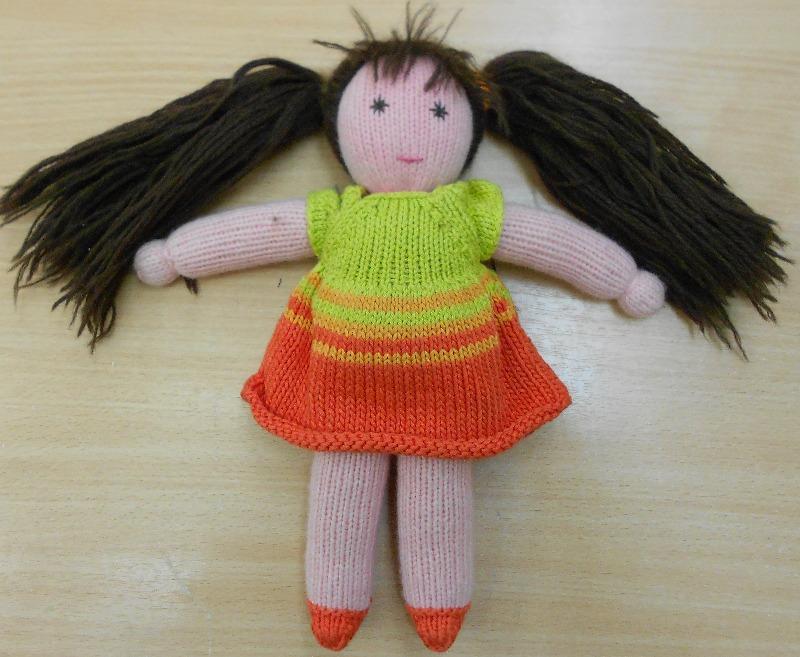 Куклы из колготок 32