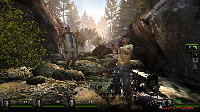 Left 4 Dead 2 Gameplay Screenshot 4