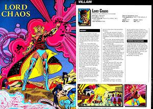 Lord Caos Ficha DC Comics