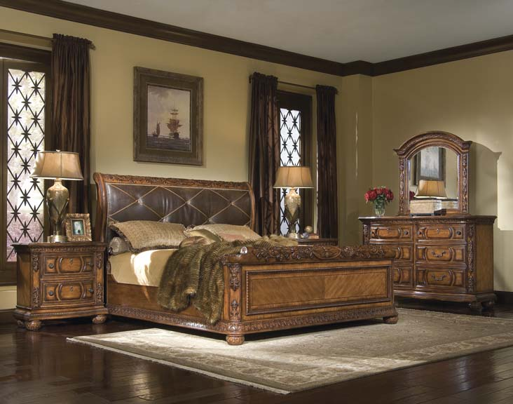 broyhill king bedroom set
