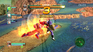 dragon ball z battle of z screen 7 Dragon Ball Z: Battle of Z (360/PS3/PSV)   Artwork & Screenshots