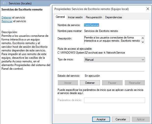 Zona system cambiar puerto de conexi n de escritorio remoto rdp - Puerto de conexion remota ...