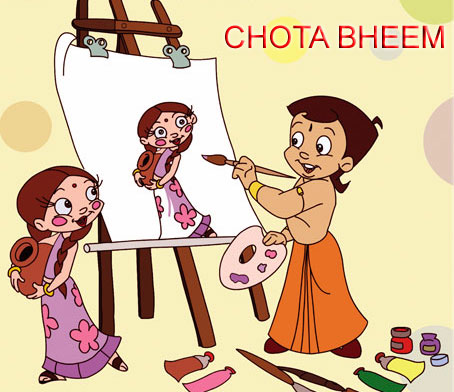 chota bheem cartoon in hindi full movie - YouTube