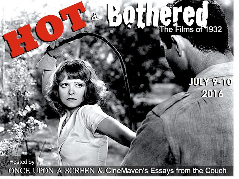"Here's a link to the exciting ""Hot and Bothered"" Blogathon!"